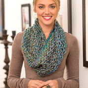 Red Heart Twisted Cowl