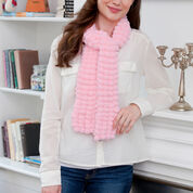 Go to Product: Red Heart Power of Pink Scarf in color