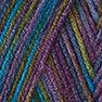Caron Jumbo Yarn, Peacock Variegate in color Peacock Variegate Thumbnail Main Image 2}
