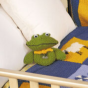 Patons Froggie Rattle