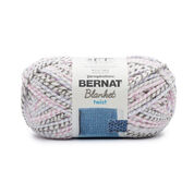 Go to Product: Bernat Blanket Twist Yarn in color Lilac Grove