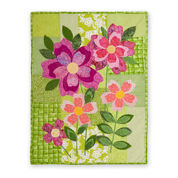 Go to Product: Coats & Clark Flower Wall Hanging in color
