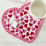 Dual Duty Mug Hug Heart