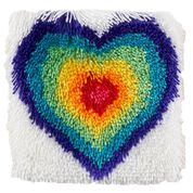 Go to Product: Wonderart Shaggy From The Heart Kit 12 x 12 in color