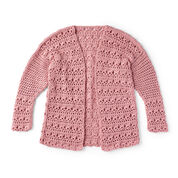 Go to Product: Red Heart Open Front Comfy Cardigan, S in color
