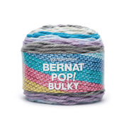 Go to Product: Bernat Pop! Bulky Yarn, Cool Teal - Clearance Shades* in color Cool Teal