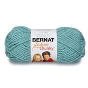 Go to Product: Bernat Softee Chunky Yarn (100g/3.5oz) in color Seagreen