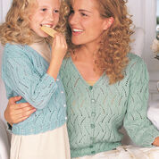 Go to Product: Patons Pretty Lace Cardigan, 4 yrs in color