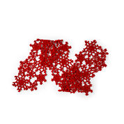 Go to Product: Red Heart Crocheted Snowflake Table Runner in color