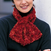 Go to Product: Bernat Keyhole Scarf in color
