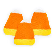 Lily Sugar'n Cream Candy Corn Dishcloth