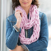 Go to Product: Red Heart Arm-Knit Cozy Cowl in color