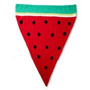 Bernat Watermelon Wedge Knit Snuggle Sack, Child