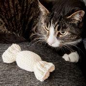 Lily Sugar'n Cream Knit Catnip Candy Toys