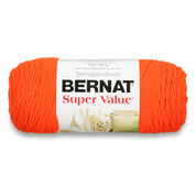 Go to Product: Bernat Super Value Yarn in color Carrot