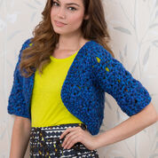 Go to Product: Red Heart Crochet Bolero Shrug, S in color