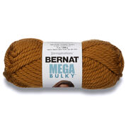 Bernat Mega Bulky Yarn (200g/7 oz), New Gold - Clearance Shades*