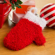 Go to Product: Red Heart Holiday Mitten Scrubby in color