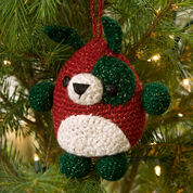 Go to Product: Red Heart Puppy Ornament in color