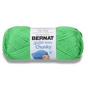 Bernat Softee Baby Chunky Yarn, Sprout Green - Clearance Shades*