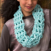 Go to Product: Red Heart Cool Finger Crochet Cowl in color