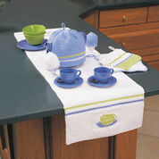 Go to Product: Lily Sugar'n Cream Table Runner in color