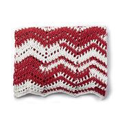 Bernat Ripples in the Sun Crochet Blanket