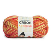 Go to Product: Caron Kindness Variegates Yarn, Apricot Varg - Clearance Shades* in color Apricot Varg