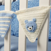 Red Heart Welcome Baby Bunting