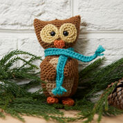 Go to Product: Red Heart Wise Owl Ornament in color