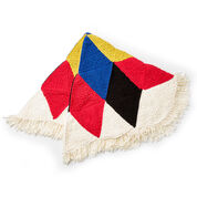 Go to Product: Bernat Hexagonal Starburst Knit Afghan in color