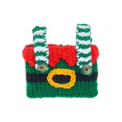 Go to Product: Red Heart Happy Elf Knit Gift Card Holder in color