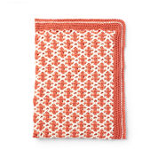 Go to Product: Caron Interlocking Stitch Crochet Blanket in color
