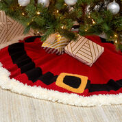 Go to Product: Red Heart Santa's Coat Tree Skirt in color