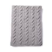Go to Product: Bernat Cozy Cables Knit Blanket in color