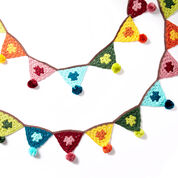 Go to Product: Caron Crochet Boho Bunting in color