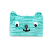 Caron Grin and Bear It Case, Blue