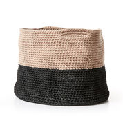 Bernat Handy Crochet Basket