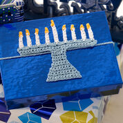 Go to Product: Aunt Lydia's Menorah Gift Tie in color