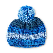 Go to Product: Caron Knit Rib Hat in color