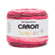 Go to Product: Caron Chunky Cakes Yarn, Cherries Jubilee in color Cherries Jubilee