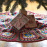 Patons Tricia's Tree Skirt in color  Thumbnail Main Image 3}