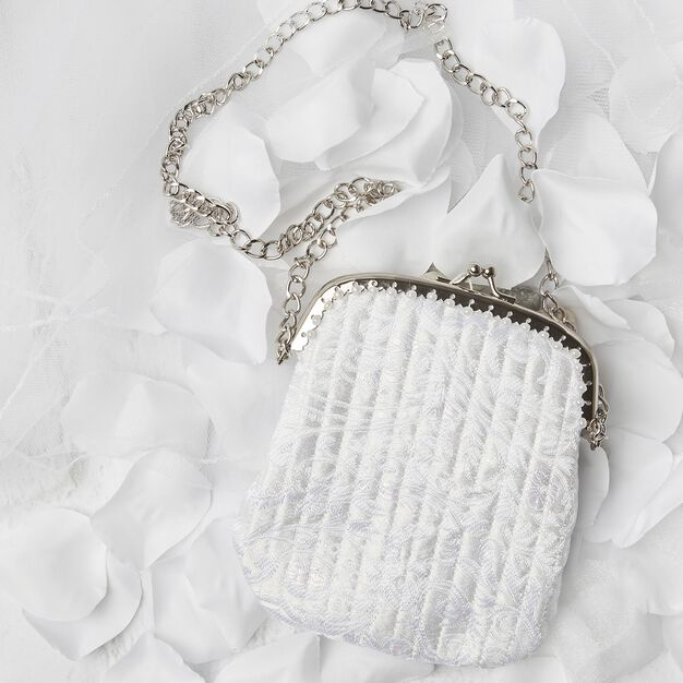 Dual Duty Bridal Bag in color