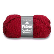 Go to Product: Patons Shetland Chunky Yarn in color Wine