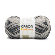 Go to Product: Caron Kindness Variegates Yarn, Silver Streak Varg - Clearance Shades* in color Silver Streak Varg