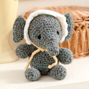 Red Heart Baby's Elephant
