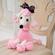 Go to Product: Red Heart Pomp-a-Poodle in color