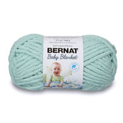 Go to Product: Bernat Baby Blanket Yarn (100g/3.5 oz) in color Seafoam