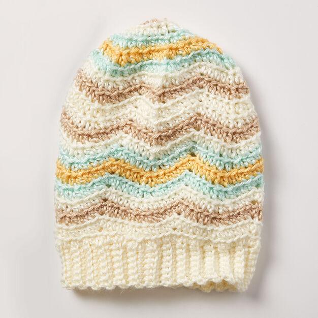 Caron Zig-Zag Hat in color