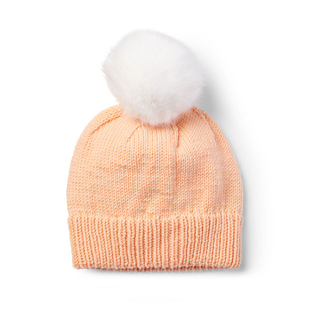 Sugar Bush Ribbed Double Brim Knit Hat in color